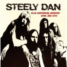 Steely Dan - Ellis Auditorium, Memphis, April 30th 1974
