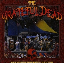 Grateful Dead -  WCUW Worcester Massachusetts April 8th 1988