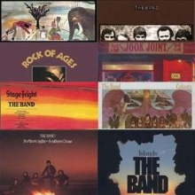 The Band - The Capitol Albums 1968-1977 (Limited 9-LP-Box)