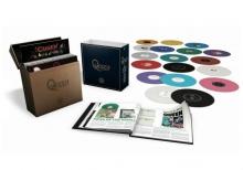 Complete Studio Album Collection 2015 - de Queen