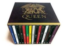 Complete Studio Albums Box - de Queen