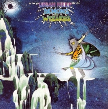 Demons And Wizards - de Uriah Heep