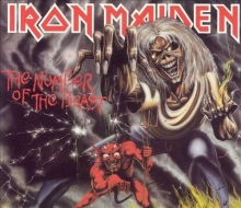 The Number Of The Beast (180g) - de Iron Maiden