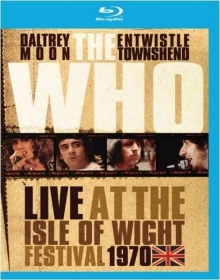 Live At The Isle Of Wight - de Who.