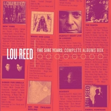 The Sire Years: Complete Albums Box - de Lou Reed