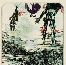 UFO. - Live