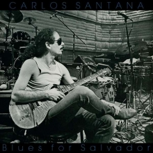Carlos Santana - Blues For Salvador