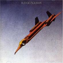 Budgie - Squawk (180g)