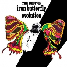 Iron Butterfly - Evolution: The Best Of Iron Butterfly