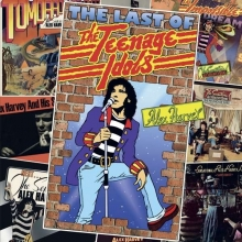 The Last Of The Teenage Idols (Highlights) - de Sensational Alex Harvey Band