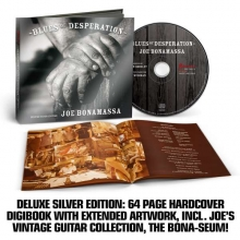 Joe Bonamassa - Blues Of Desperation (Deluxe Silver Edition)