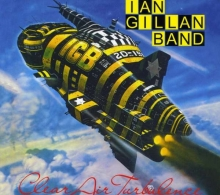 Clear Air Turbulance - de Ian Gillan