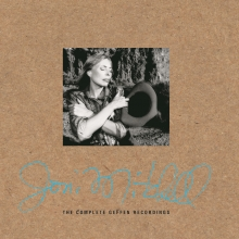 Joni Mitchell - The Complete Geffen Recordings