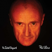 Phil Collins - No Jacket Required (remastered) (180g)