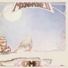 Camel -  Moonmadness (180g) (Limited Edition)
