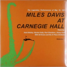 At Carnegie Hall Vol I - de Miles Davis