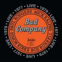 Live In Concert 1977 & 1979 - de Bad Company