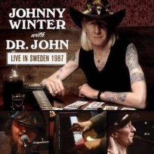 Johnny Winter & Dr. John: Live In Sweden 1987 - de Johnny Winter