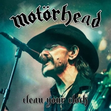 Motorhead - Clean Your Clock - Live