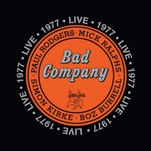 Bad Company -  Live 1977