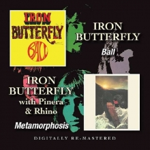 Iron Butterfly - Ball/Metamorphosis