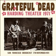 Grateful Dead - Harding Theater 1971