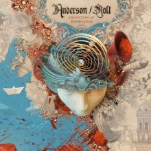 Anderson/Stolt(Jon Anderson & Roine Stolt) - Invention Of Knowledge (180g)
