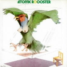 Atomic Rooster - Atomic Rooster (Limited Edition)