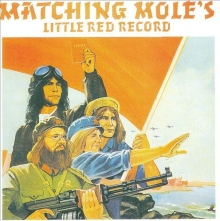 Little Red Record - de Matching Mole