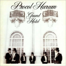 Grand Hotel ( White Vinyl) - de Procol Harum
