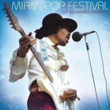 Miami Pop Festival (180g) - de Jimi Hendrix