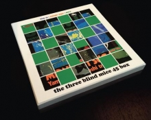 Various Artists -  The Three Blind Mice  (Numbered Limited Edition 6 45 RPM LP + Insert)
