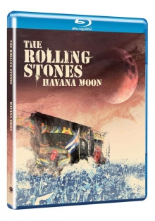 Rolling Stones - Havana Moon (Blu Ray)