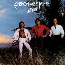 Emerson, Lake & Palmer - Love Beach