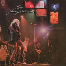 And - Live - de Johnny Winter