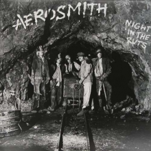 Night In The Ruts - de Aerosmith