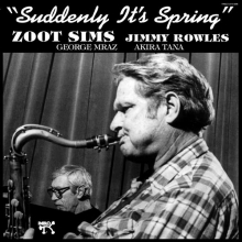 Suddenly It's Spring  - de Zoot Sims