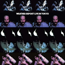 Live In Toyko - de Weather Report