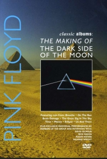 The Dark Side Of The Moon - The Making Of - de Pink Floyd