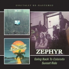 Going Back To Colorado/Sunset Ride - de Zephyr (feat. Tommy Bolin)