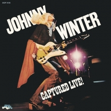 Johnny Winter - Captured Live!