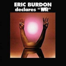 Eric Burdon Delcares War - de Eric Burdon & War