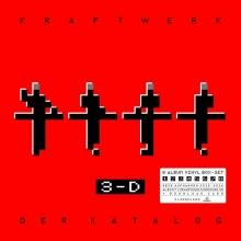 3-D Der Katalog - (4 Blu Ray Discs) - de Kraftwerk