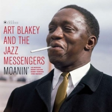 Moanin (180g) (Limited-Edition) - de Art Blakey & The Jazz Messengers