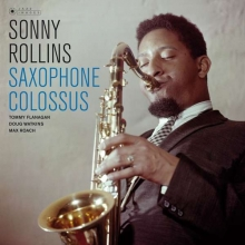 Sonny Rollins - Saxophone Colossus (180g) (Limited-Edition)