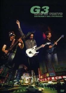G3 - Live In Tokyo 2005