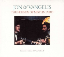 Vangelis - The Friends Of Mr. Cairo (Remastered 2016)