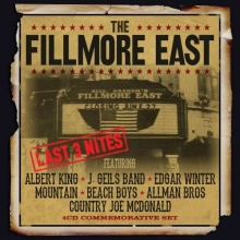 Various Artists - The Fillmore East (Last 3 Nites) - 1971