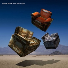 Gentle Giant - Three Piece Suite (Steven Wilson Mix)