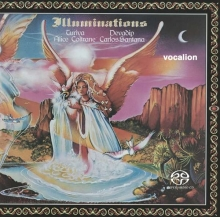 Illuminations - de Santana & Alice Coltrane
